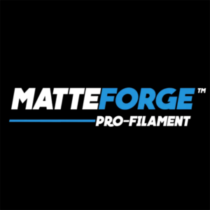 MatteForge Matt PLA 3D Printer Filament