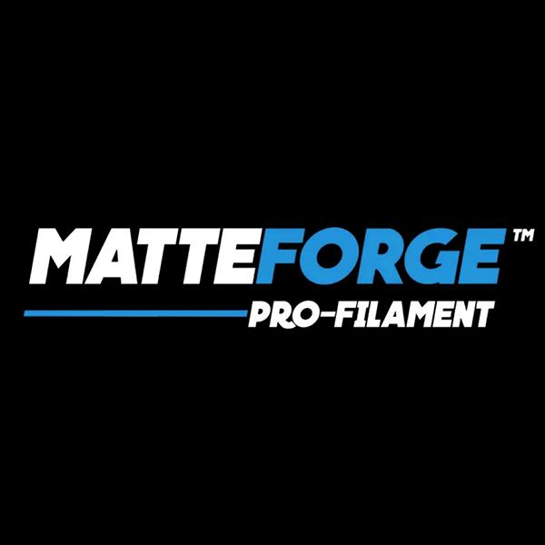 MatteForge Matt PLA 3D Printer Filament